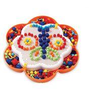 Mozaik Çivi Oyunu 260 Parça (01144)