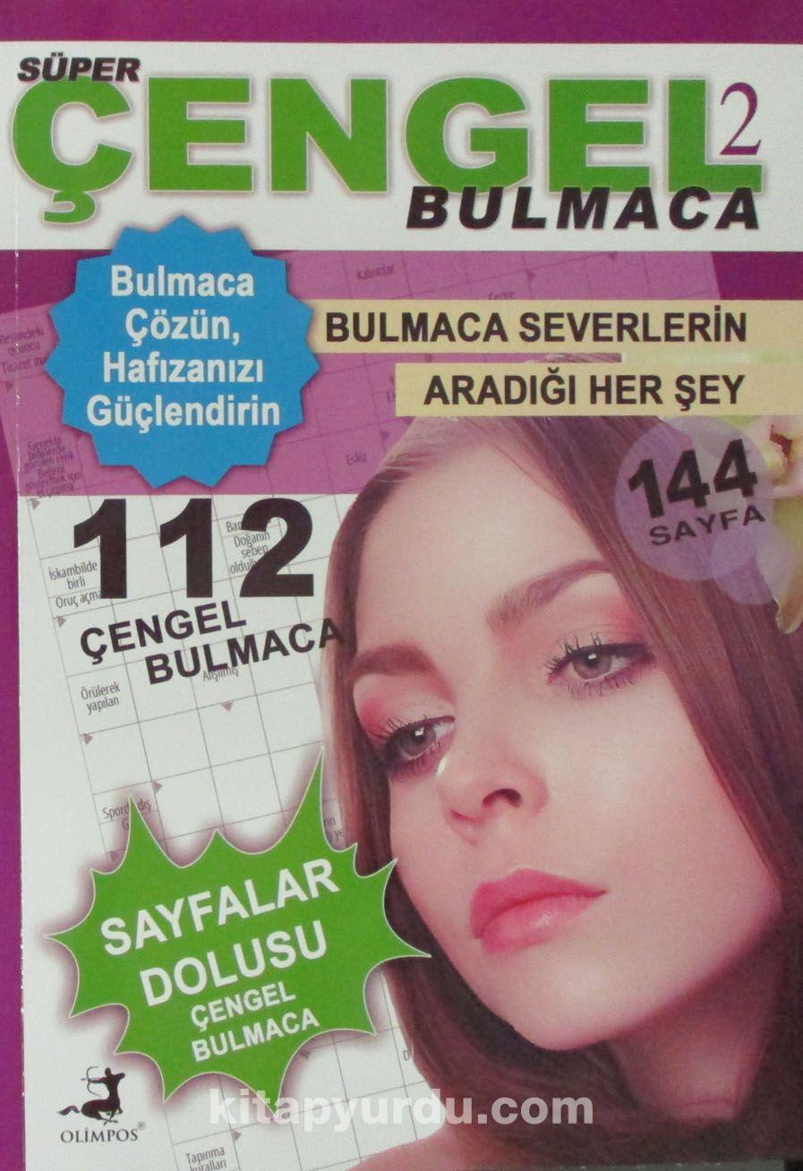 Süper Çengel Bulmaca 2 - Celal Kodamanoğlu pdf epub
