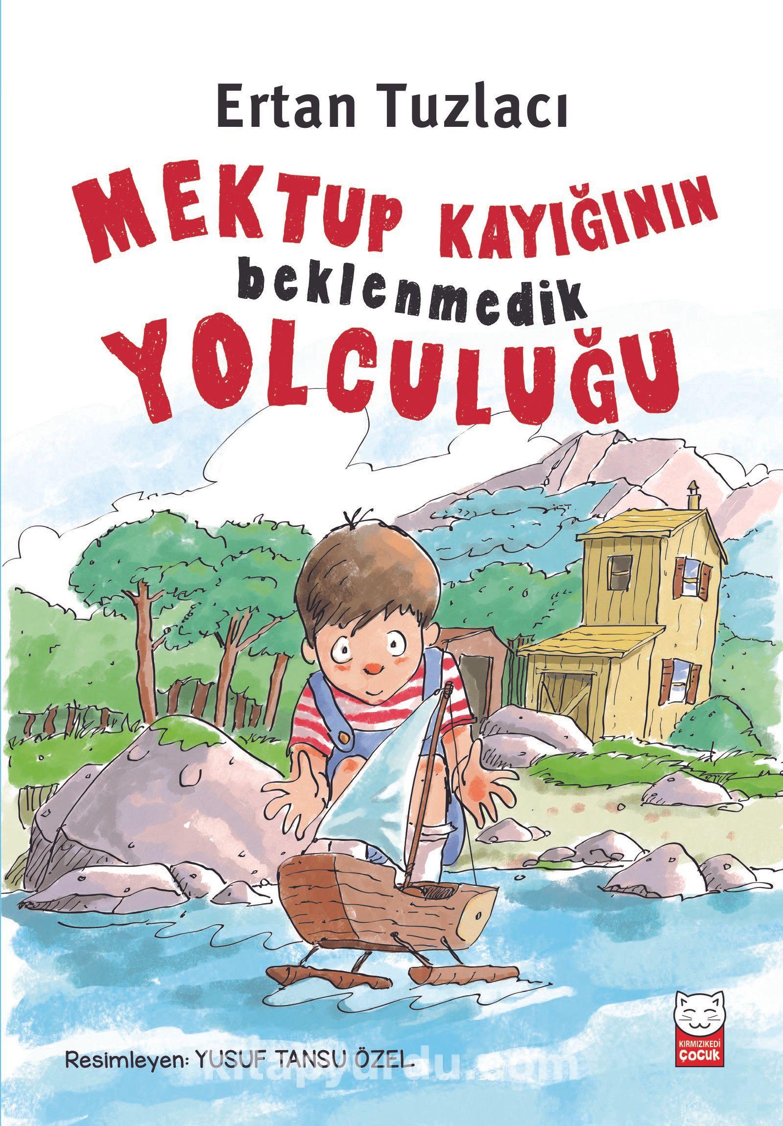 Mektup Kayığının Beklenmedik Yolculuğu - Prof. Dr. Ertan Tuzlacı pdf epub