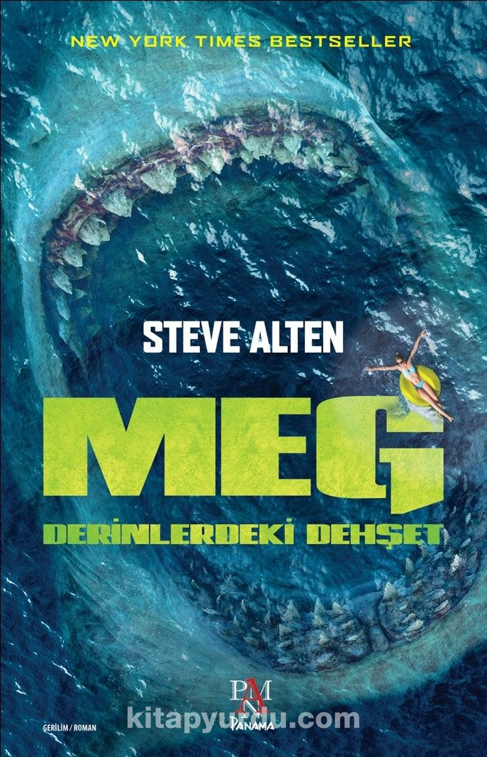 MEG Derinlerdeki Dehşet - Steve Alten pdf epub