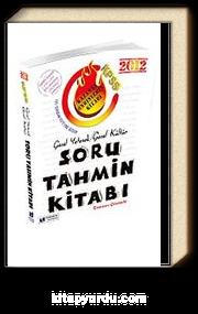 2012 KPSS Genel Yetenek-Genel Kültür Soru Tahmin Kitabı