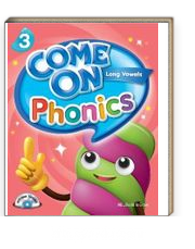 Come On, Phonics 3 SB with DVDROM +MP3 CD + Reader +Board Games