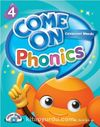 Come On, Phonics 4 SB with DVDROM +MP3 CD + Reader +Board Games