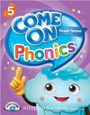 Come On, Phonics 5 SB with DVDROM +MP3 CD + Reader +Board Games