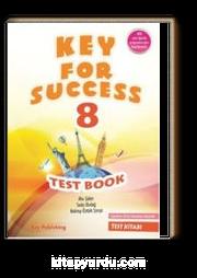 8. Sınıf Key For Success Test Book