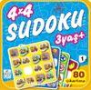 4x4 Sudoku -1 (3 Yaş+)