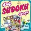 4x4 Sudoku -4 (3 Yaş+)