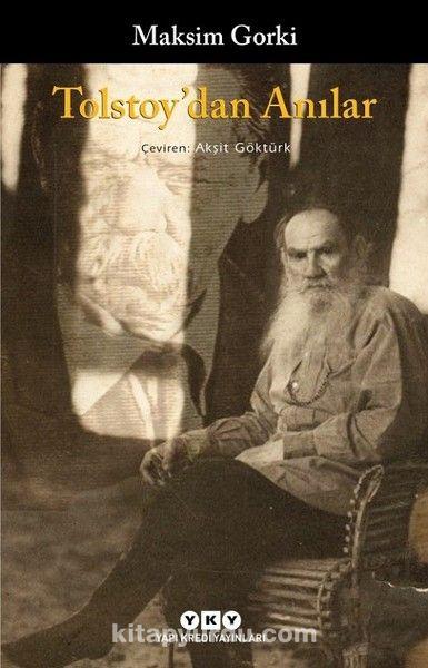 Tolstoy'dan Anılar - Maksim Gorki pdf epub