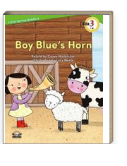 Boy Blue's Horn +Hybrid CD (LSR.3)
