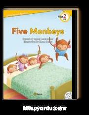 Five Monkeys +Hybrid CD + Hybrid CD (LSR.2)