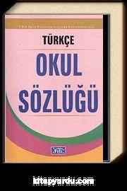 Türkçe Okul Sözlüğü (Karton Kapak)