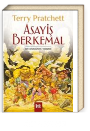 Asayiş Berkemal & Bir Diskdünya Romanı