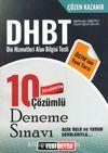 DHBT Ortaöğretim 10 Çözümlü Deneme Sınavı
