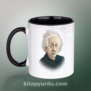 Yazarlar Porselen Kupa - Albert Einstein