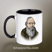 Yazarlar Porselen Kupa - Tolstoy