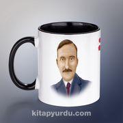 Yazarlar Porselen Kupa - Stefan Zweig