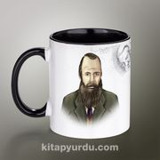 Yazarlar Porselen Kupa - Dostoyevski