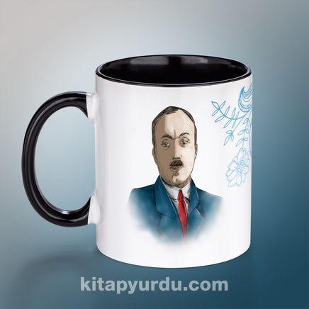 Yazarlar Porselen Kupa - Ahmet Haşim