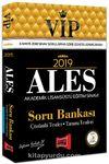 2019 ALES VIP Soru Bankası
