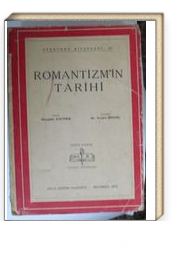 Romantizmin Tarihi (Kod:6-B-25)