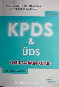 KPDS-ÜDS Soru Tahmin Kitabı