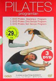 Pilates Programları (3 DVD)