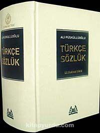 Türkçe Sözlük - Ali Püsküllüoğlu pdf epub