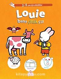 Louie Bana Çiftlik Çiz - Kollektif pdf epub