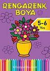 Rengarenk Boya -5 / 5-6 Yaş Mor Kitap