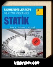 Mühendisler için Vektör Mekaniği Statik 10. Metrik Basımdan Çeviri  (Ekonomik Baskı)