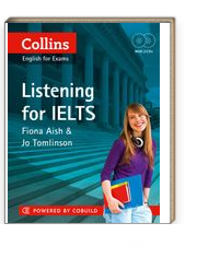 Collins English for Exams- Listening for IELTS +2 CDs
