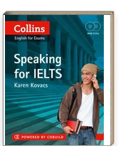 Collins English for Exams- Speaking for IELTS +2 CDs