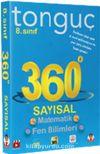 8. Sınıf 360 Soru Bankası Sayısal