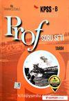 KPSS B Genel Yetenek Genel Kültür Prof Soru Seti Tarih