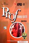 KPSS B  Genel Yetenek Genel Kültür Prof Soru Seti Anayasa
