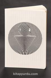 Akıl Defteri - Optik İllüzyon - Koni (Cep Boy)