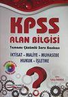 KPSS Alan Bilgisi Tamamı Çözümlü Soru Bankası & İktisat-Maliye-Muhasebe-Hukuk-İşletme