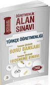 KPSS Öğretmenlik Alan Sınavı  & Türkçe Öğretmenliği /  Tamamı Çözümlü Soru Bankası -  Tamamı Çözümlü 10 Deneme Sınavı