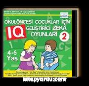 Okulöncesi Çocuklar İçin IQ Geliştirici Zeka Oyunları (4-6 Yaş) 2
