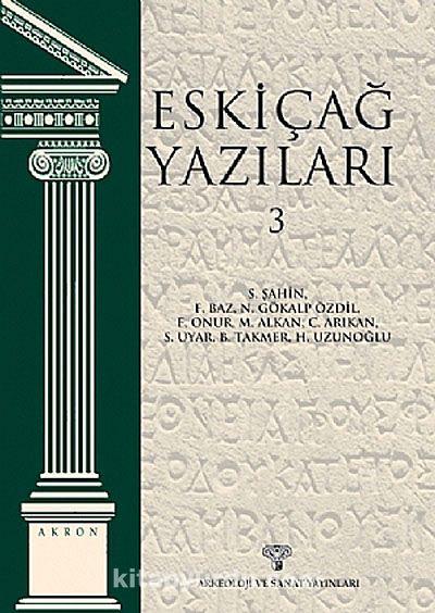 Eskiçağ Yazıları 3