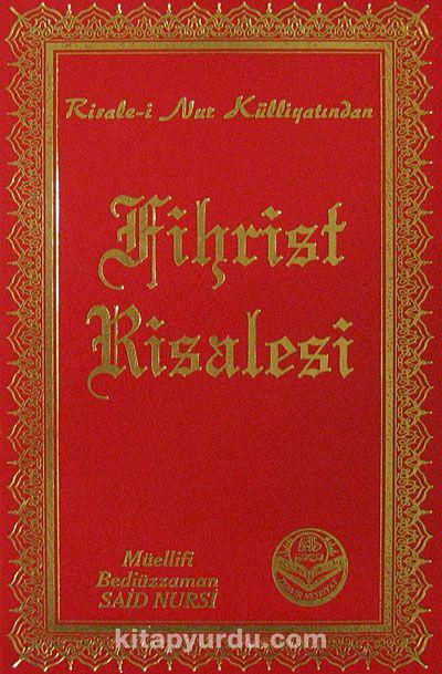 Fihrist Risalesi