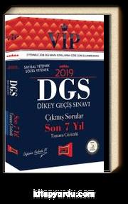 2019 DGS VIP Sayısal - Sözel Yetenek Son 7 Yıl Tamamı Çözümlü Çıkmış Sorular