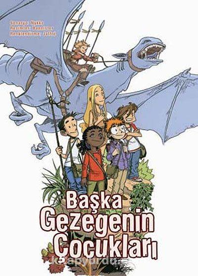 Başka Gezegenin Çocukları - Nykko pdf epub
