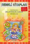 Renkli Kitaplar - 1 / Öykülü Bilmecelerle Şekiller-Renkler ve Sayılar Dinle-Boya ve Bul