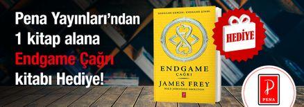 """Pena Yayınları'ndan 1 Kitap Alana """"Endgame Çağrı'' Kitabı Hediye!"""
