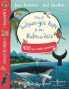 Minik Salyangoz Pepe ile Dev Balina Zeze / Çıkartmalı Etkinlik Kitabı