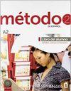 Metodo 2 Libro del Alumno A2 +2 CD (İspanyolca Orta-Alt Seviye Ders Kitabı +2 CD)