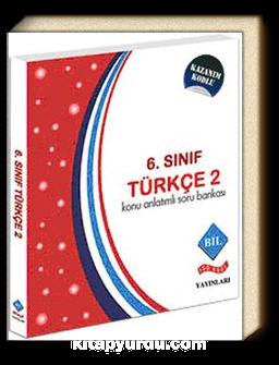 6. Sınıf Türkçe -2 Konu Anlatımlı Soru Bankası