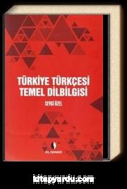 Türkiye Türkçesi Temel Dilbilgisi