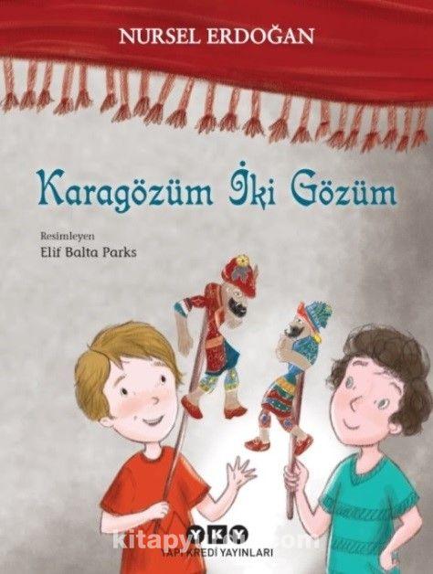 Karagözüm İki Gözüm - Nursel Erdoğan pdf epub